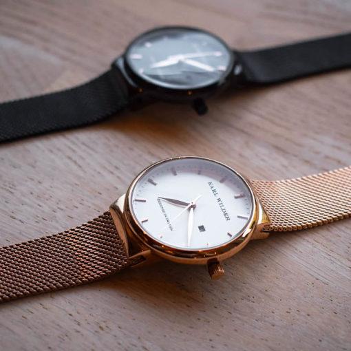 Karl Wilder - Stilrent armbandsur